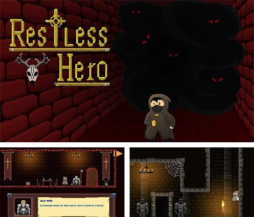 Restless hero: Pixel art dungeon adventure