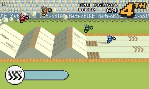 Descargar Retro Bike Para Android Gratis El Juego Moto Retro En