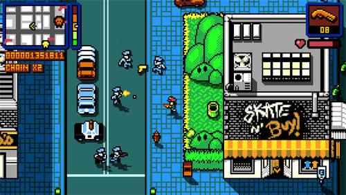 Descargar Retro City Rampage Dx Para Android Gratis El Juego Furia