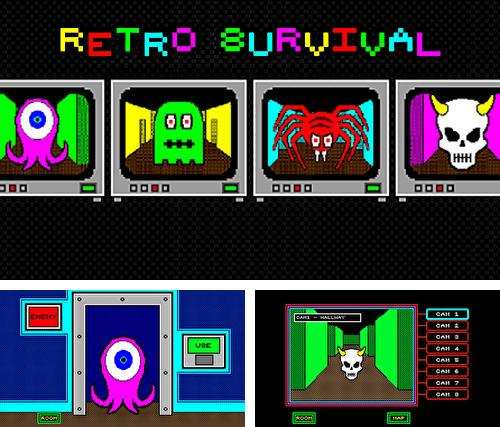 Retro five nights survival