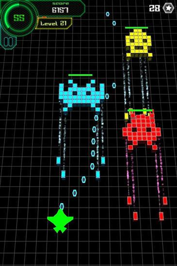 Descargar Retro Grid Para Android Gratis El Juego Retro Red En Android