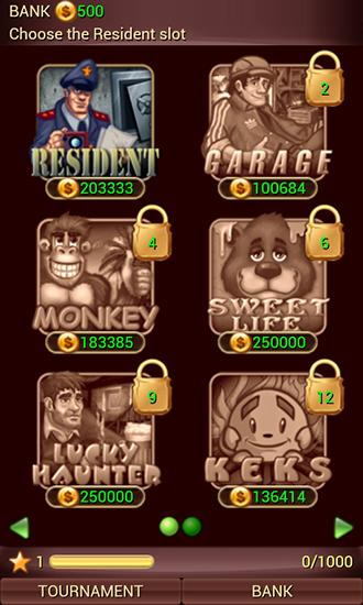 Retro slots screenshot 1