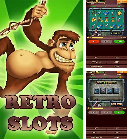 In addition to the game Slots Royale - Slot Machines for Android phones and tablets, you can also download Retro slots for free.