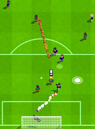 Download Retro soccer: Arcade football game Android free game.