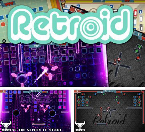 In addition to the game Jet Ball for Android phones and tablets, you can also download Retroid for free.