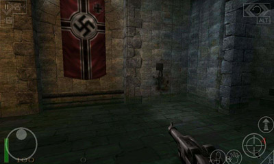 Return to Castle Wolfenstein screenshot 4