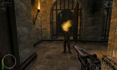 Return to Castle Wolfenstein screenshot 5