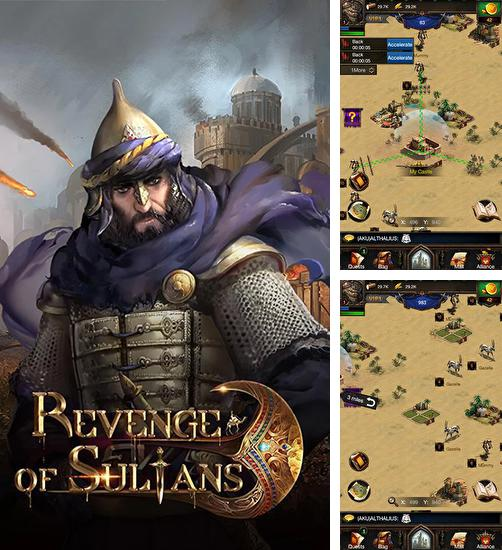 In addition to the game Revenge of sultans for Android, you can download other free Android games for OUKITEL K6000 Plus.