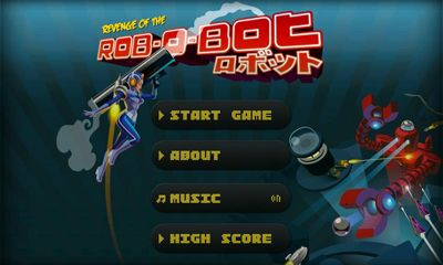 Baixe o jogo Revenge of the Rob-O-Bot para Android gratuitamente. Obtenha a versao completa do aplicativo apk para Android Revenge of the Rob-O-Bot para tablet e celular.