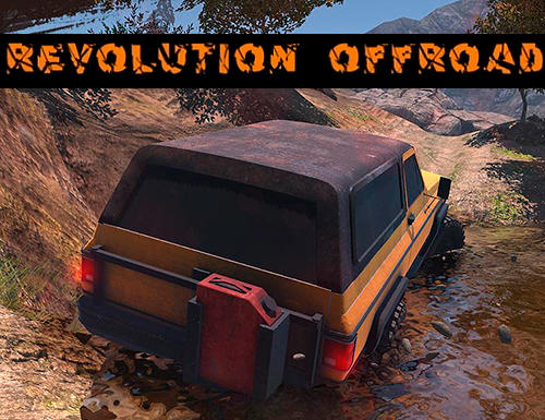 Revolution offroad poster