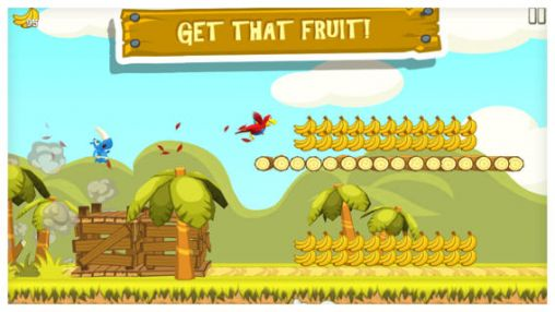 Download Rhino rush: Stampede Android free game.