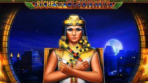 Riches of Cleopatra: Slot обложка