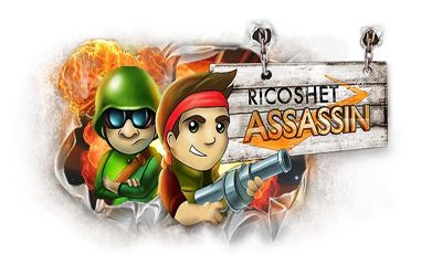 Ricochet Assassin обложка