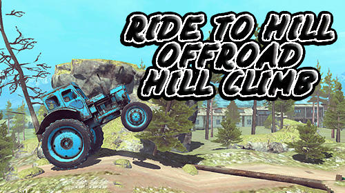 Ride to hill: Offroad hill climb poster