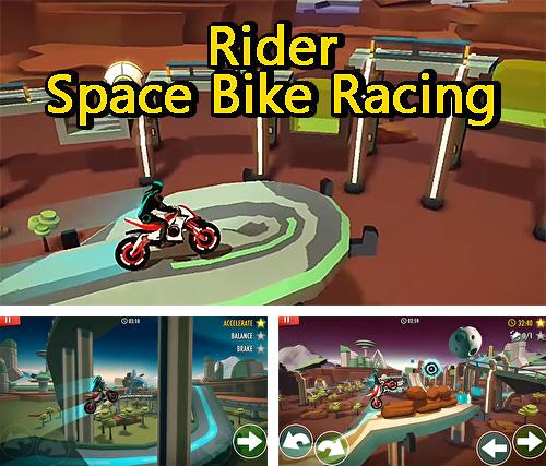 Rider: Space bike racing game online