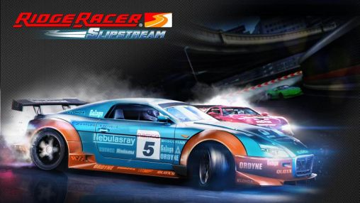 Ridge racer: Slipstream обложка
