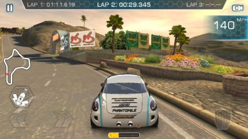 Ridge racer: Slipstream скриншот 2