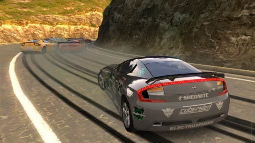 Ridge racer: Slipstream скриншот 5