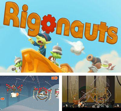 In addition to the game Nightmare Runner for Android phones and tablets, you can also download Rigonauts for free.