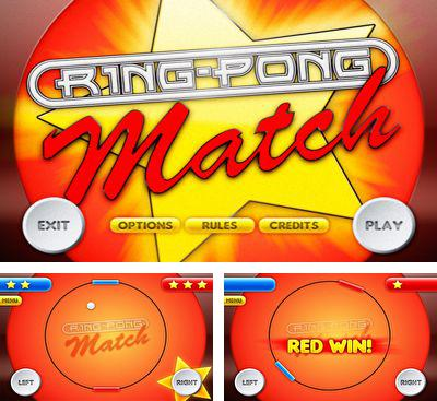 In addition to the game Evacuate for Android phones and tablets, you can also download Ring-Pong Match HD for free.