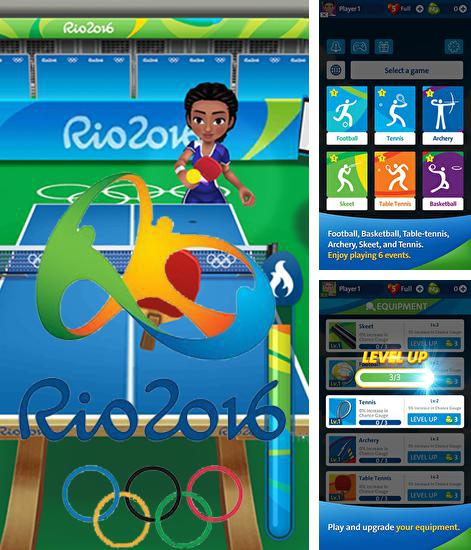 In addition to the game Rio 2016: Olympic games. Official mobile game for Android, you can download other free Android games for Motorola Pro.