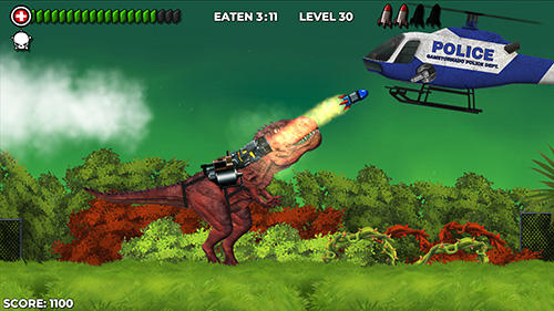 Screenshots do Rio Rex - Perigoso para tablet e celular Android.
