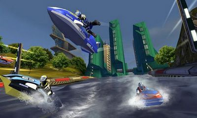 Screenshots do Riptide GP - Perigoso para tablet e celular Android.