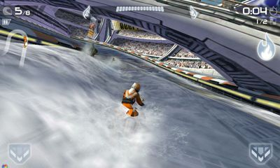Screenshots von Riptide GP2 für Android-Tablet, Smartphone.