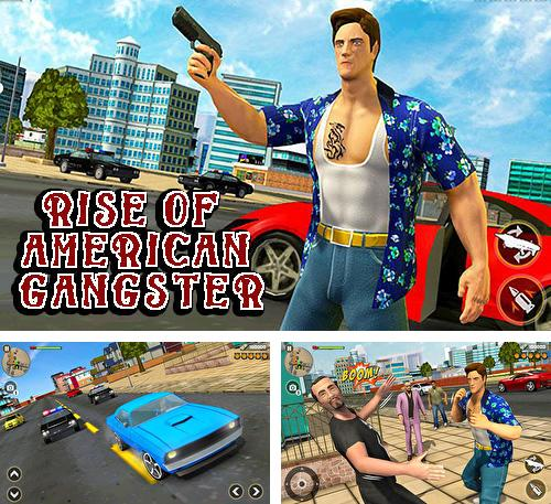 Кроме игры Grand street Vegas mafia crime: Fight to survive скачайте бесплатно Rise of american gangster для Android телефона или планшета.