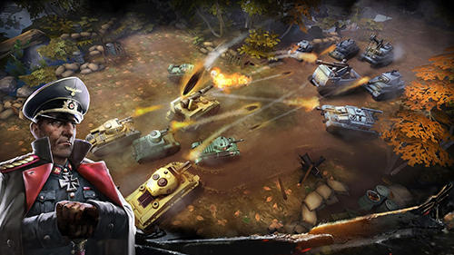 Screenshots von Rise of armies: World war 2 für Android-Tablet, Smartphone.