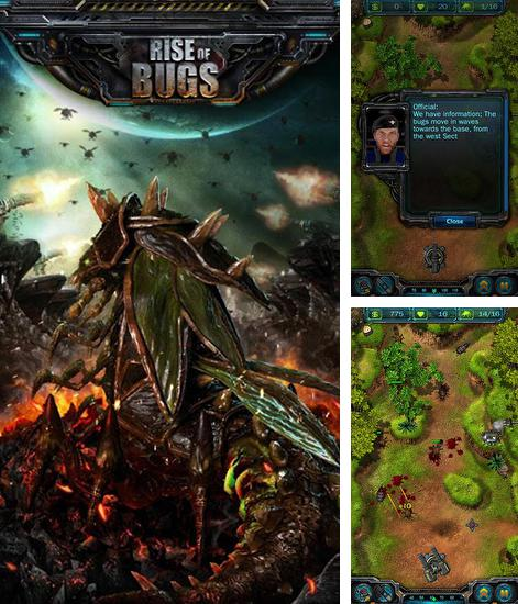 In addition to the game Spade Eleven for Android phones and tablets, you can also download Rise of bugs for free.