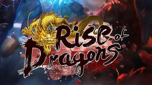 Rise of dragons poster