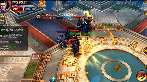 Screenshots von Rise of dragons für Android-Tablet, Smartphone.