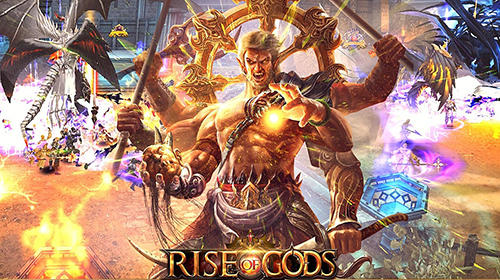Rise of gods: A saga of power and glory poster