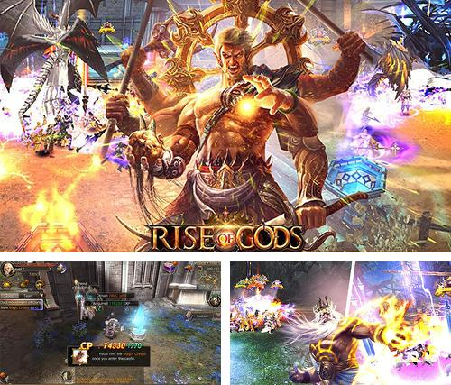 Rise of gods: A saga of power and glory
