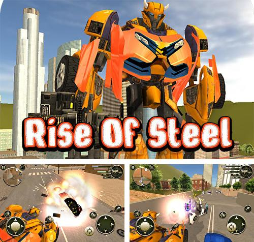 In addition to the game Deep Trip for Android phones and tablets, you can also download Rise of steel for free.