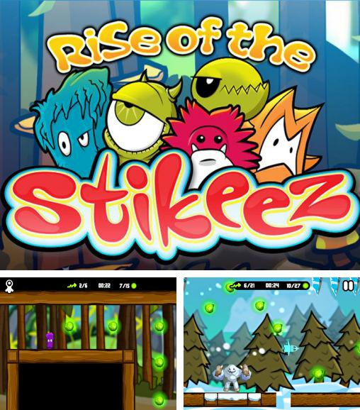 In addition to the game Car Conductor Traffic Control for Android phones and tablets, you can also download Rise of the stikeez for free.