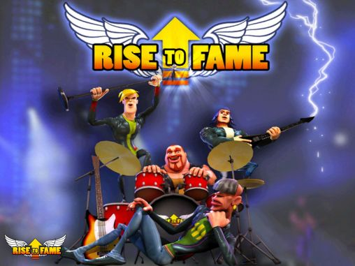 Rise to fame poster