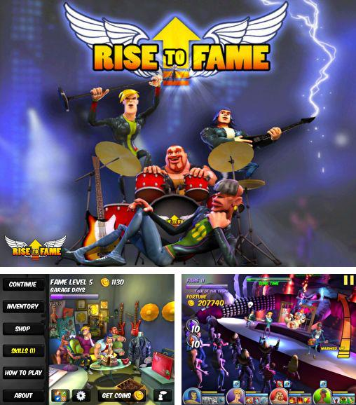 In addition to the game aiMinesweeper for Android phones and tablets, you can also download Rise to fame for free.