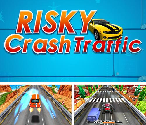 In addition to the game Keep it burning! The game for Android phones and tablets, you can also download Risky crash traffic for free.
