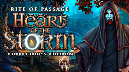 Rite of passage: Heart of the storm. Collector's edition poster