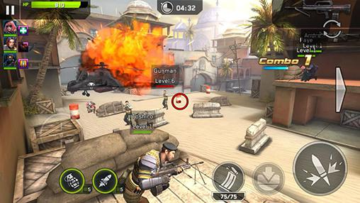 Descargar Rival Fire Para Android Gratis El Juego Fuego Rival En