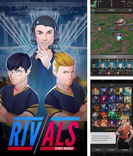 Rivals: eSports MOBA manager