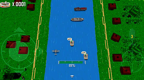 River attack screenshot 2