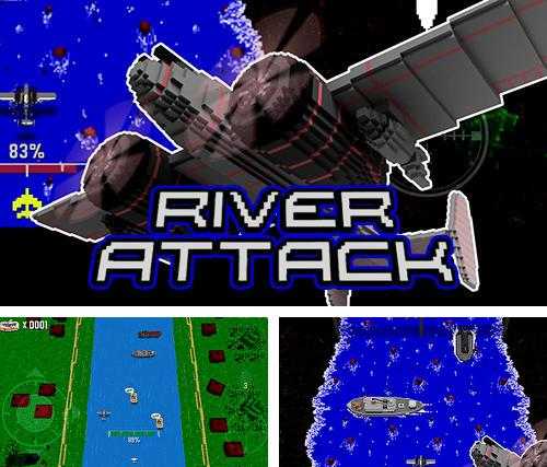 In addition to the game River attack for Android, you can download other free Android games for Samsung Galaxy Wonder.