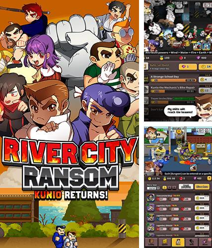 River city ransom: Kunio returns