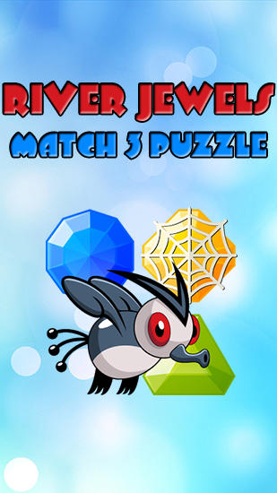 River jewels: Match 3 puzzle