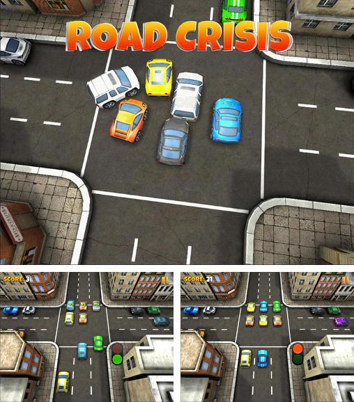 In addition to the game Happy Snake for Android phones and tablets, you can also download Road crisis for free.