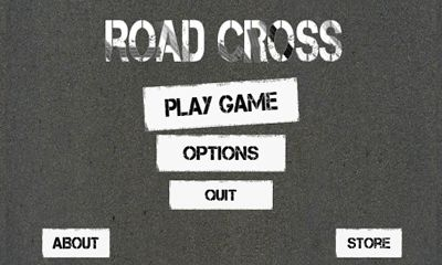Download Road Cross Android free game.