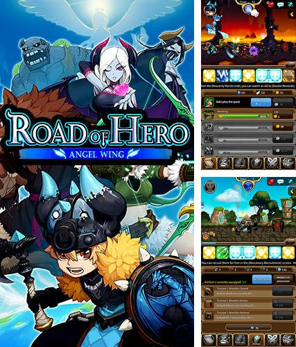 Road of hero